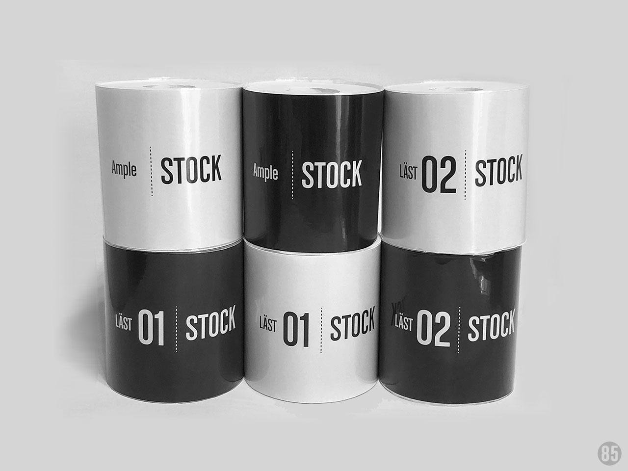 トイレットペーパーカバー[stock]