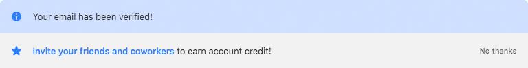 メールからURLをクリックしてメールアドレスが正しいか設定