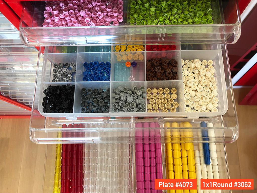 LEGO 丸パーツ類